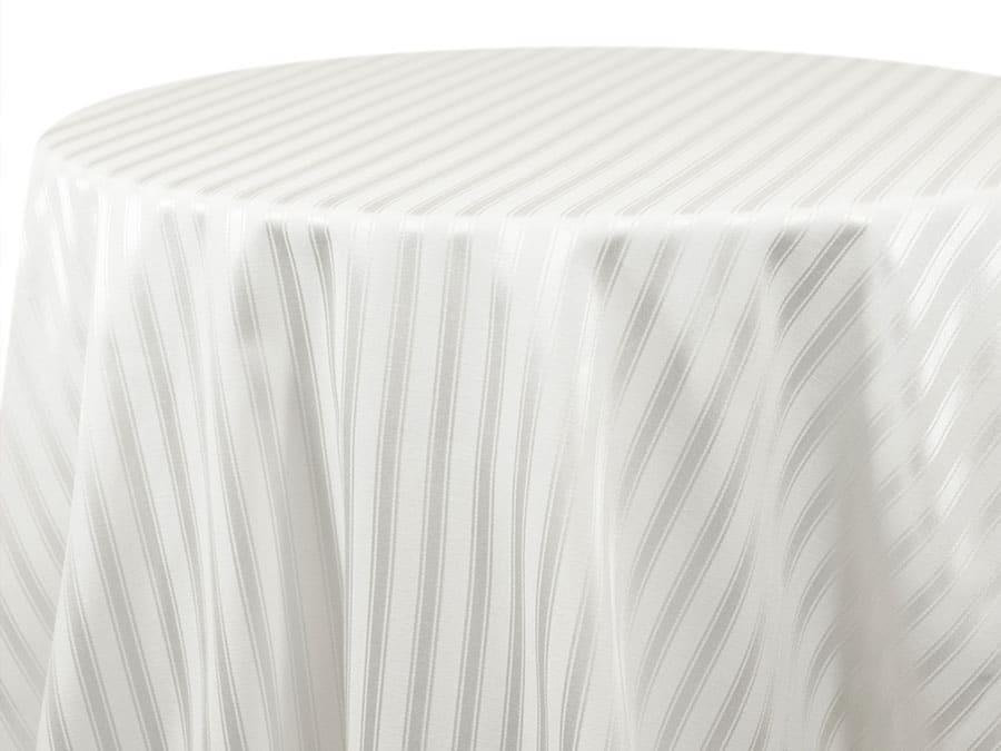 Casablanca Stripe – White (Reverse)