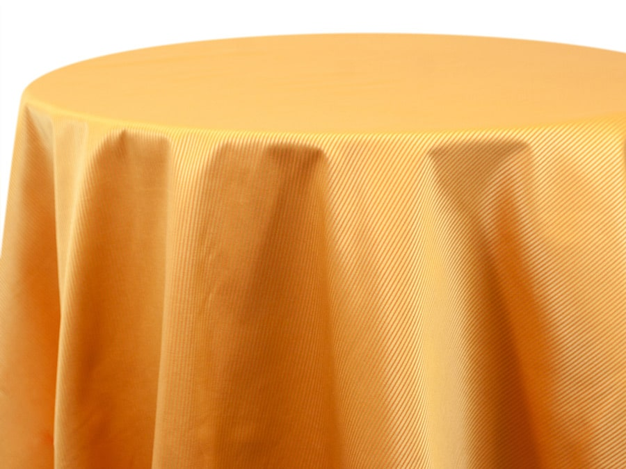 Cashion Stripe – Melon Orange