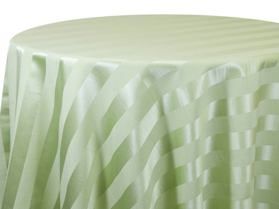 Chartres Stripe – Green Lovely Lime