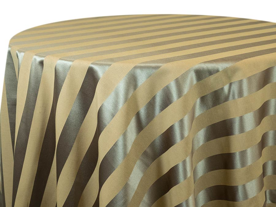 Chartres Stripe – Oyster Cognac