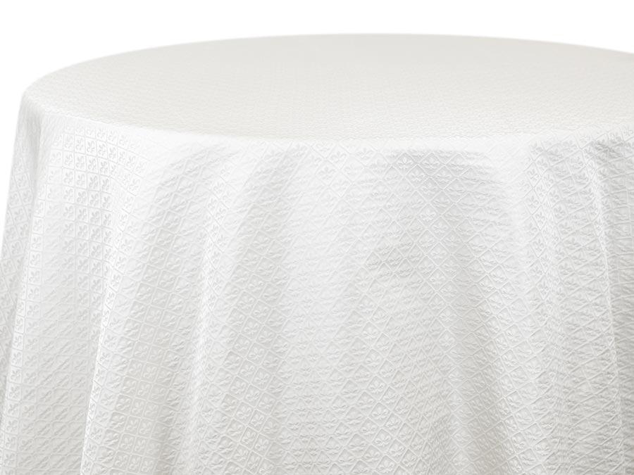 Kensington – White Ivory