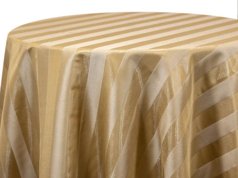 Organza Stripe – Corn Husk