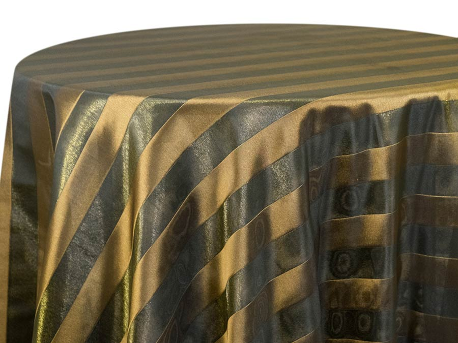 Organza Stripe – Cypress