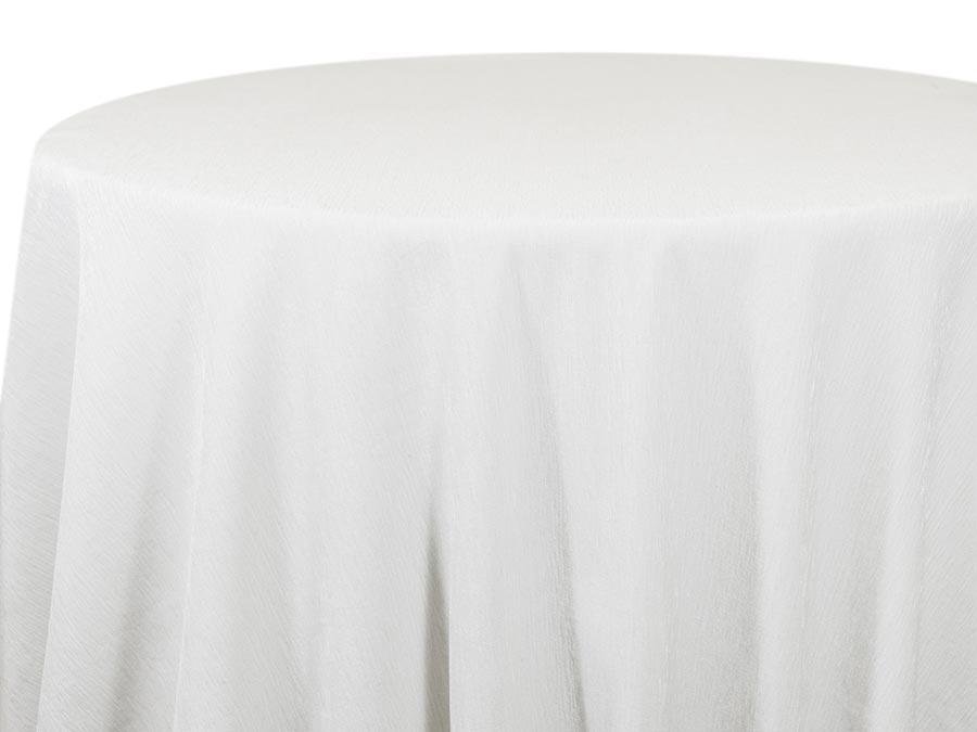 Soft Chenille – White