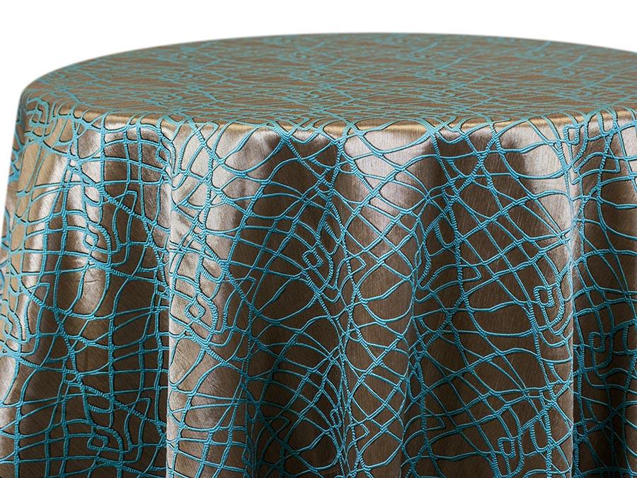 Spiderweb – Aqua Steel