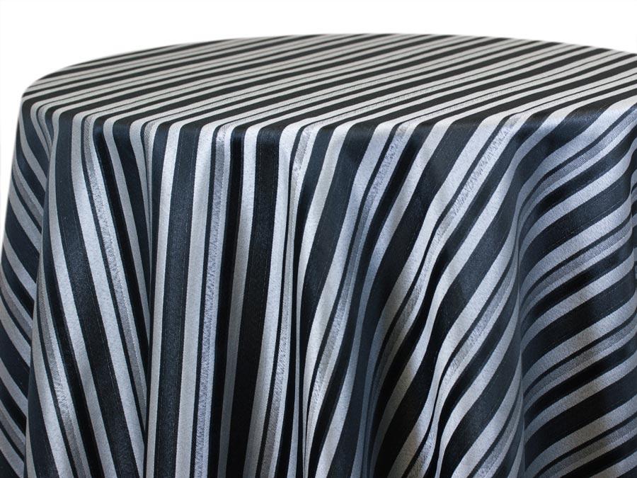 Versailles Stripe – Black White