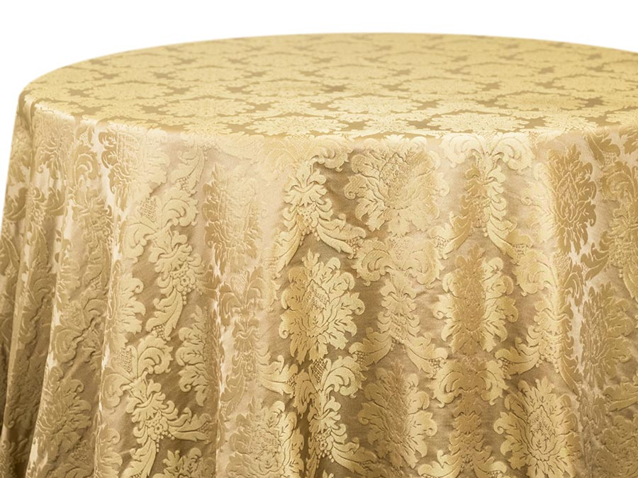 Victoria Damask – Golden