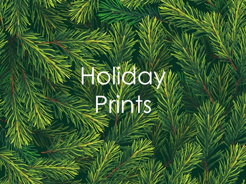 Holiday Prints Cover