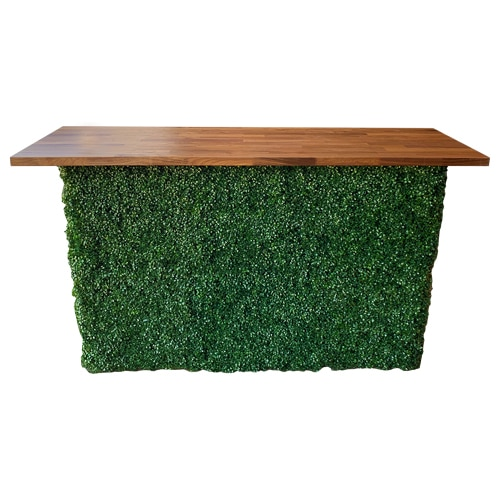 Faux Hedge Bar (Front)