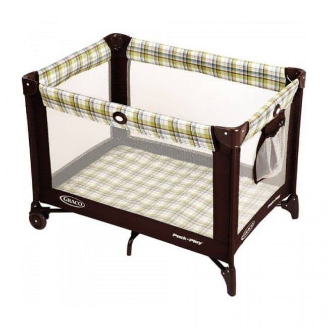 Pack n' Play Crib