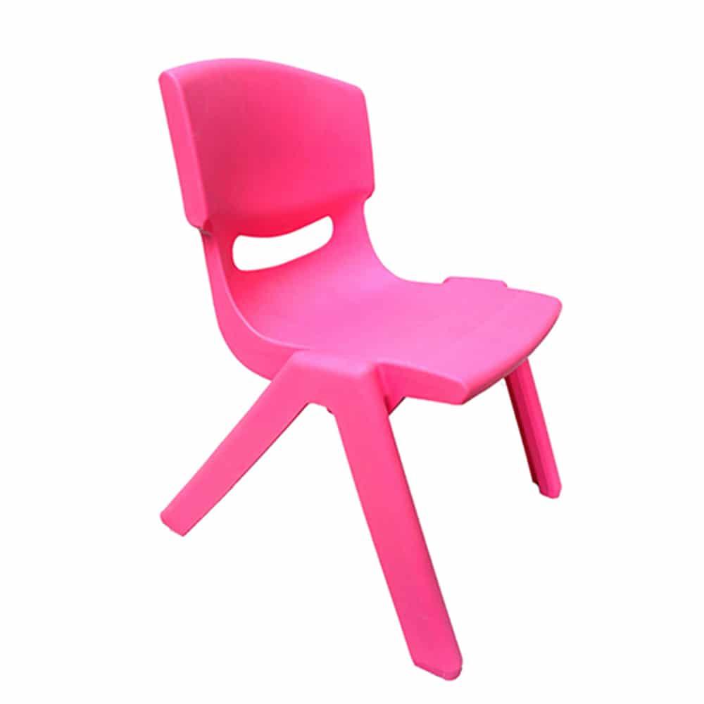 Children's Pink Chair